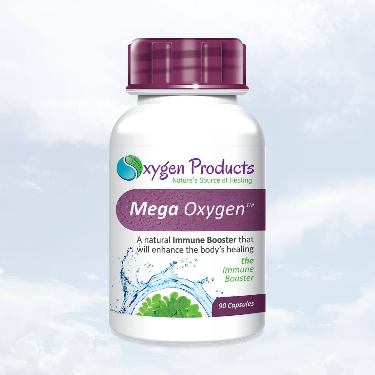 Mega Oxygen Home Image